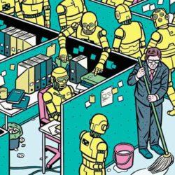Виноваты роботы или  человек?